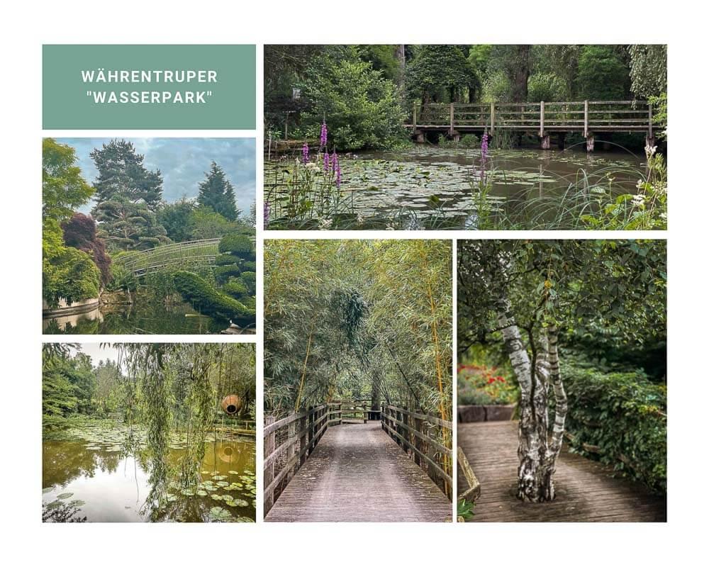 Währentruper Wasserpark in Oerlinghausen