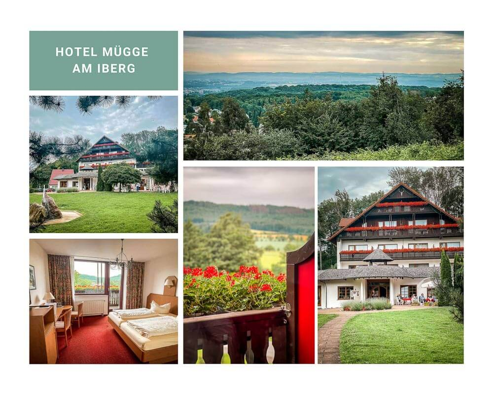 Hotel Mügge am Iberg im Teutoburger Wald