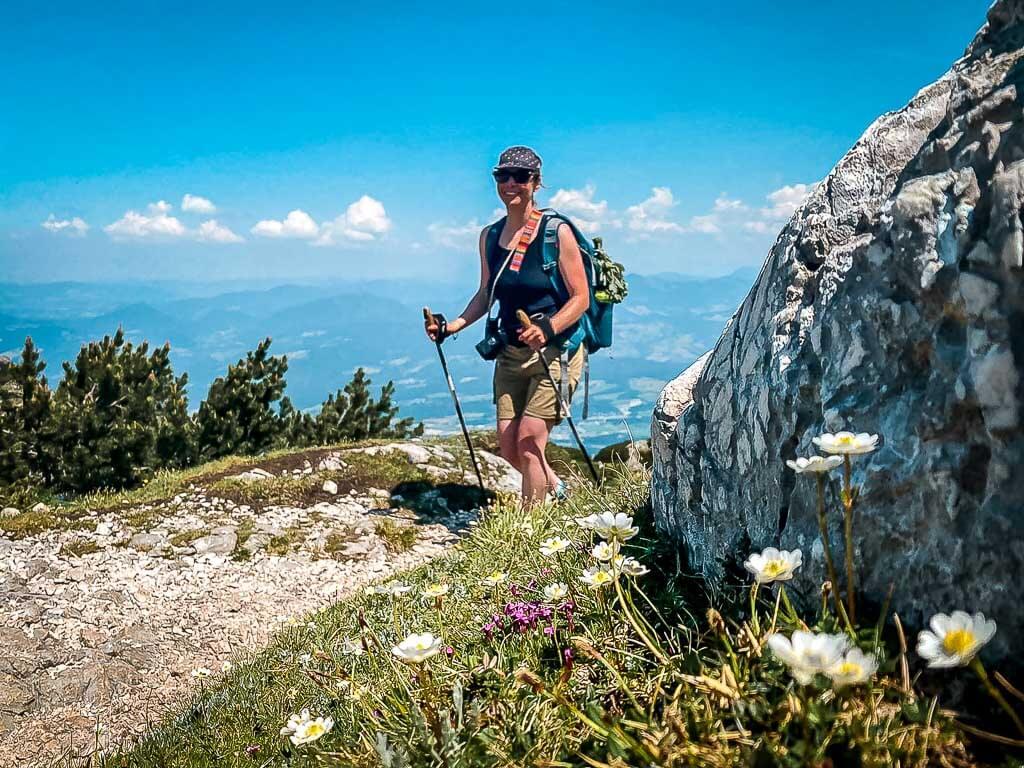 Salzburg Wandern auf dem Untersberg mit Couchflucht