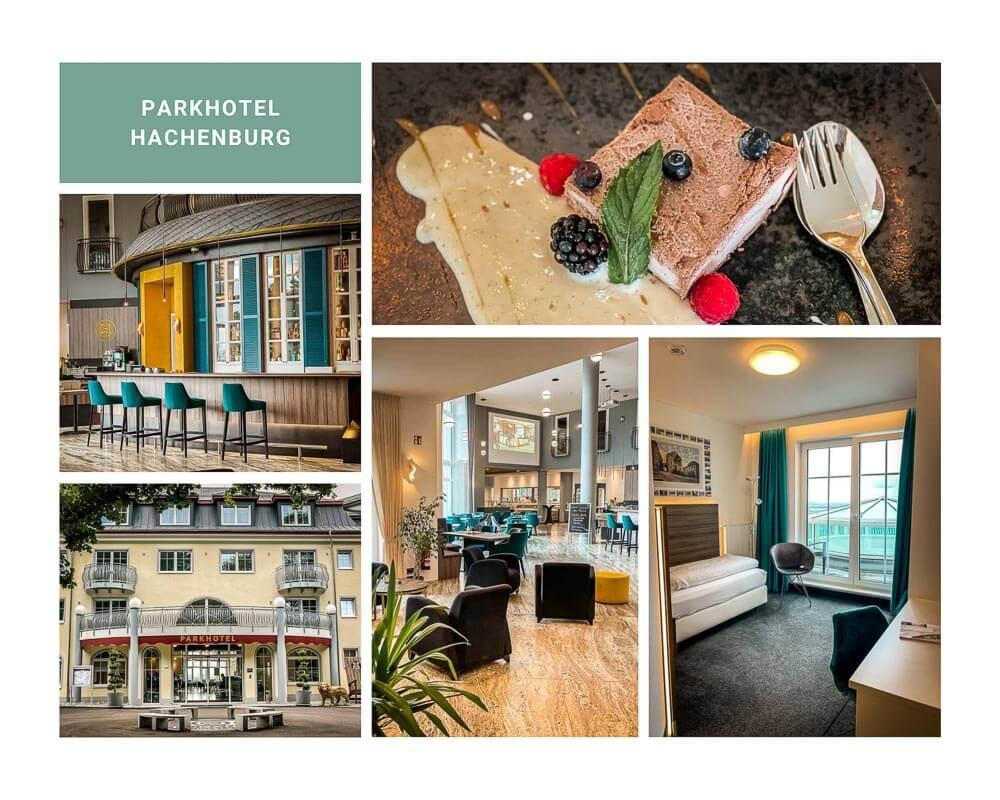 Parkhotel Hachenburg im Westerwald
