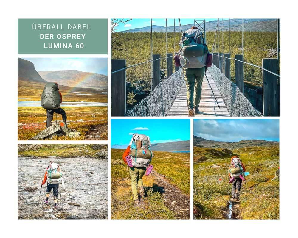 Trekking Rucksack Osprey Lumina 60