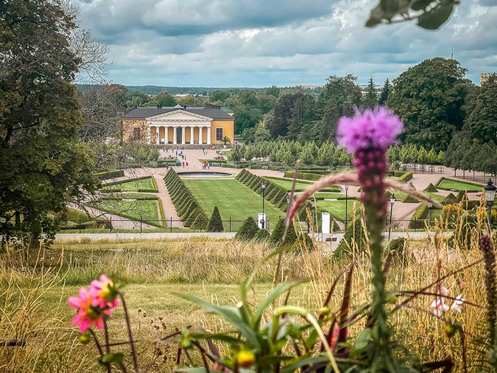 Botanischer Garten von Uppsala