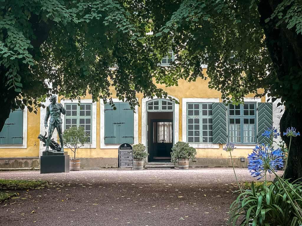 Linnaeus Garden und Museum in Uppsala