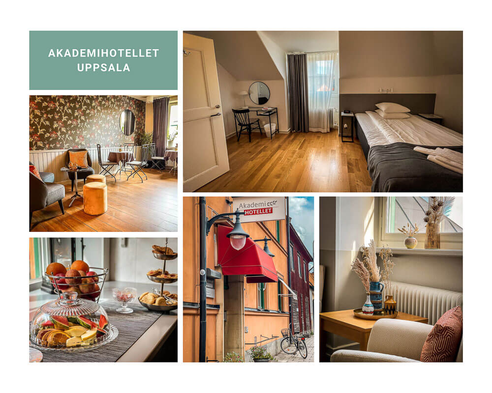 Akademihotellet Uppsala