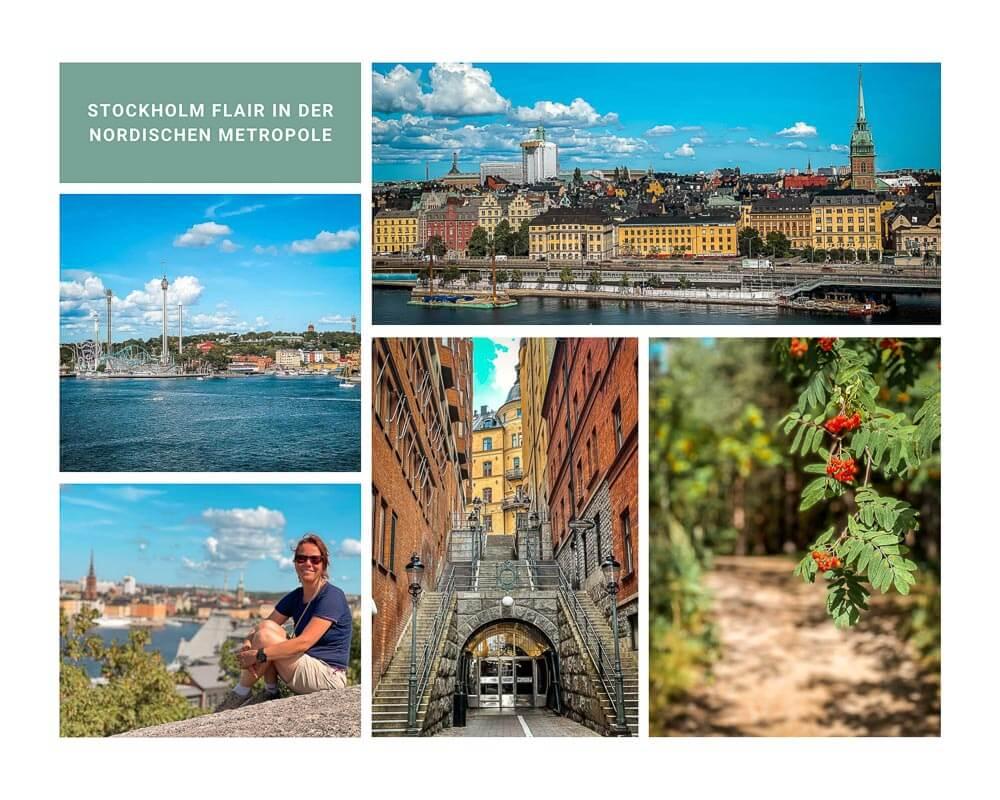 Stockholm Kurztrip Aussichtspunkte